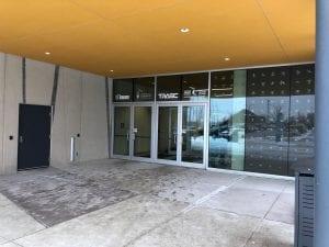 Entrance Doors Pan Am Sports Centre
