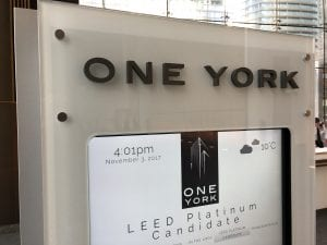 One York - Tenant Guide