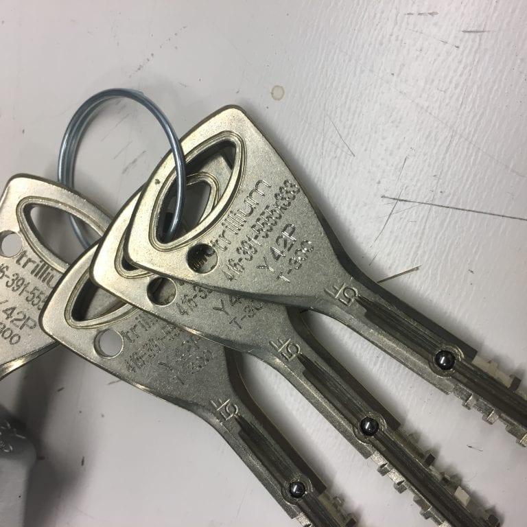 Abloy Keys by Trillium Service