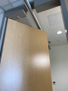 Custom Frame - Patient Lift Track