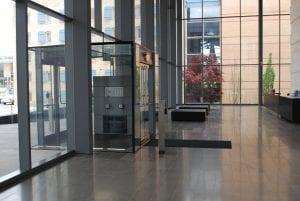 BSIA - Entrance Alcove