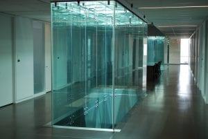 BSIA - Glass Enclosure