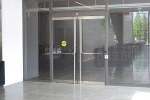BSIA - Automatic Aluminum Door
