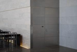 BSIA - Stone Clad Door